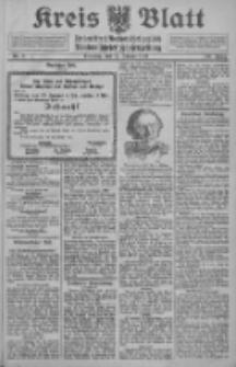 Kreis Blatt für den Kreis Neutomischeler zugleich Hopfenzeitung 1911.01.17 Jg.30 Nr5