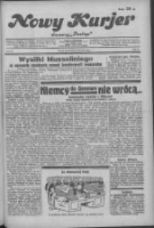 Nowy Kurjer 1933.11.24 R.44 Nr271