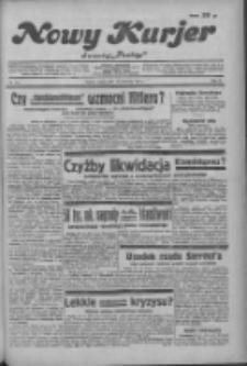 Nowy Kurjer 1933.11.25 R.44 Nr272