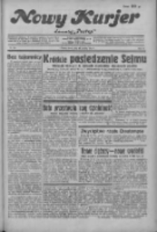 Nowy Kurjer 1933.12.13 R.44 Nr286