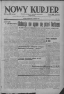 Nowy Kurjer: dziennik poświęcony sprawom politycznym i społecznym 1937.01.05 R.48 Nr3