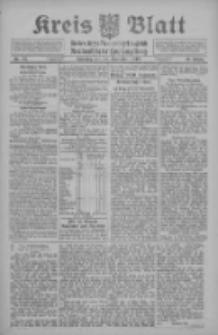 Kreis Blatt für den Kreis Neutomischeler zugleich Hopfenzeitung 1912.11.12 Jg.31 Nr91