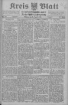 Kreis Blatt für den Kreis Neutomischeler zugleich Hopfenzeitung 1913.08.04 Jg.32 Nr66
