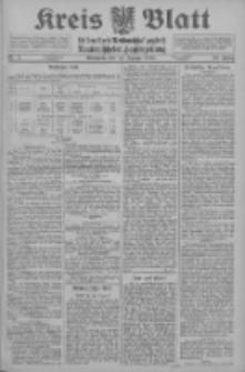 Kreis Blatt für den Kreis Neutomischeler zugleich Hopfenzeitung 1914.01.21 Jg.38 Nr9