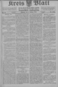 Kreis Blatt für den Kreis Neutomischeler zugleich Hopfenzeitung 1914.02.04 Jg.38 Nr15