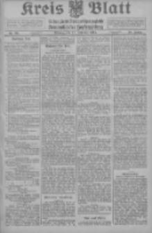 Kreis Blatt für den Kreis Neutomischeler zugleich Hopfenzeitung 1914.02.16 Jg.38 Nr20