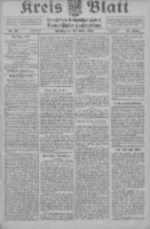 Kreis Blatt für den Kreis Neutomischeler zugleich Hopfenzeitung 1914.03.16 Jg.38 Nr32