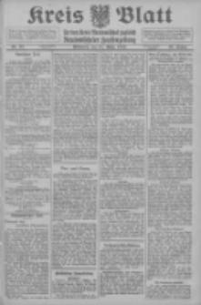 Kreis Blatt für den Kreis Neutomischeler zugleich Hopfenzeitung 1914.03.18 Jg.38 Nr33