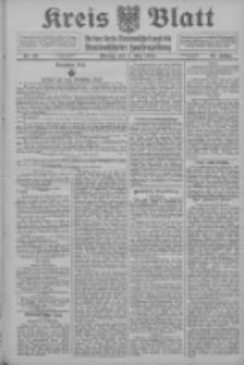 Kreis Blatt für den Kreis Neutomischeler zugleich Hopfenzeitung 1914.05.04 Jg.38 Nr52