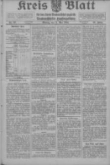 Kreis Blatt für den Kreis Neutomischeler zugleich Hopfenzeitung 1914.05.11 Jg.38 Nr55