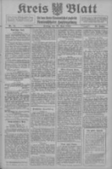 Kreis Blatt für den Kreis Neutomischeler zugleich Hopfenzeitung 1914.06.26 Jg.38 Nr74