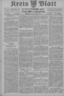 Kreis Blatt für den Kreis Neutomischeler zugleich Hopfenzeitung 1914.06.29 Jg.38 Nr75