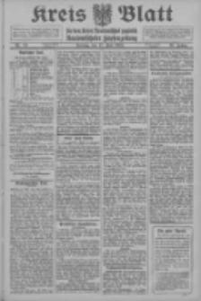 Kreis Blatt für den Kreis Neutomischeler zugleich Hopfenzeitung 1914.07.17 Jg.38 Nr83