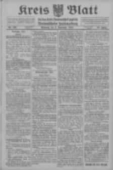 Kreis Blatt für den Kreis Neutomischeler zugleich Hopfenzeitung 1914.08.31 Jg.38 Nr102