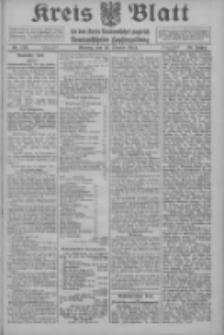 Kreis Blatt für den Kreis Neutomischeler zugleich Hopfenzeitung 1914.10.12 Jg.38 Nr120