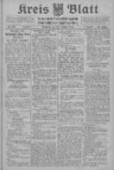 Kreis Blatt für den Kreis Neutomischeler zugleich Hopfenzeitung 1914.10.28 Jg.38 Nr127