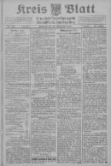 Kreis Blatt für den Kreis Neutomischeler zugleich Hopfenzeitung 1914.11.25 Jg.38 Nr138