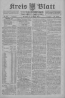Kreis Blatt für den Kreis Neutomischeler zugleich Hopfenzeitung 1915.08.04 Jg.40 Nr91
