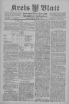 Kreis Blatt für den Kreis Neutomischeler zugleich Hopfenzeitung 1915.08.06 Jg.40 Nr92