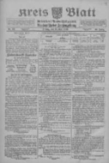 Kreis Blatt für den Kreis Neutomischeler zugleich Hopfenzeitung 1918.05.24 Jg.43 Nr60