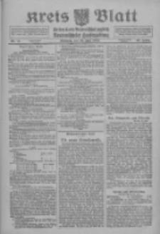 Kreis Blatt für den Kreis Neutomischeler zugleich Hopfenzeitung 1918.06.19 Jg.43 Nr71