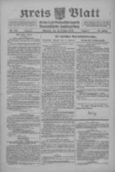 Kreis Blatt für den Kreis Neutomischeler zugleich Hopfenzeitung 1918.10.23 Jg.43 Nr125