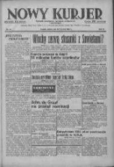 Nowy Kurjer: dziennik poświęcony sprawom politycznym i społecznym 1937.01.30 R.48 Nr24