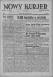 Nowy Kurjer: dziennik poświęcony sprawom politycznym i społecznym 1937.02.05 R.48 Nr28