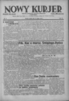 Nowy Kurjer: dziennik poświęcony sprawom politycznym i społecznym 1937.02.27 R.48 Nr47