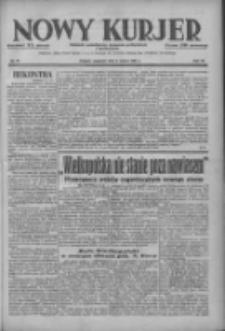 Nowy Kurjer: dziennik poświęcony sprawom politycznym i społecznym 1937.03.04 R.48 Nr51