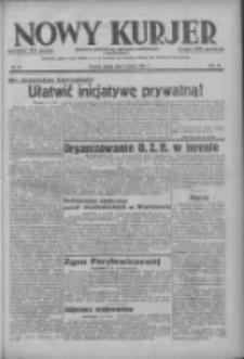 Nowy Kurjer: dziennik poświęcony sprawom politycznym i społecznym 1937.03.05 R.48 Nr52