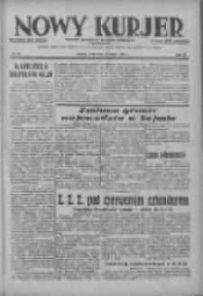 Nowy Kurjer: dziennik poświęcony sprawom politycznym i społecznym 1937.03.10 R.48 Nr56