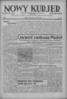 Nowy Kurjer: dziennik poświęcony sprawom politycznym i społecznym 1937.03.12 R.48 Nr58