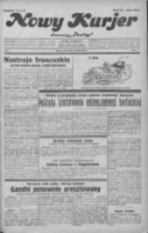 """Nowy Kurjer: dawniej """"Postęp"""" 1932.01.06 R.43 Nr4"""