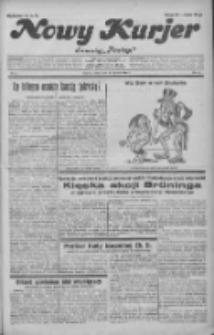 """Nowy Kurjer: dawniej """"Postęp"""" 1932.01.13 R.43 Nr9"""