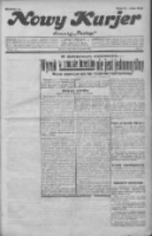"""Nowy Kurjer: dawniej """"Postęp"""" 1932.01.15 R.43 Nr11"""