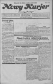 """Nowy Kurjer: dawniej """"Postęp"""" 1932.01.16 R.43 Nr12"""