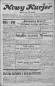 """Nowy Kurjer: dawniej """"Postęp"""" 1932.01.20 R.43 Nr15"""