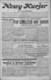"""Nowy Kurjer: dawniej """"Postęp"""" 1932.02.02 R.43 Nr26"""