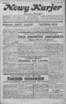 """Nowy Kurjer: dawniej """"Postęp"""" 1932.02.18 R.43 Nr39"""