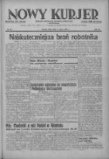 Nowy Kurjer: dziennik poświęcony sprawom politycznym i społecznym 1937.03.17 R.48 Nr62