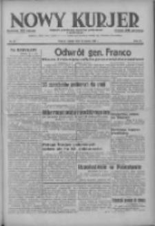 Nowy Kurjer: dziennik poświęcony sprawom politycznym i społecznym 1937.03.23 R.48 Nr67