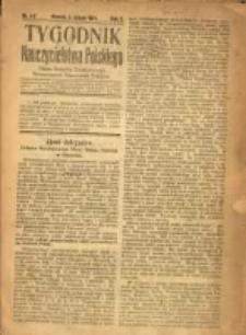 Tygodnik Nauczycielstwa Polskiego organ Związku Dzielnicowego Stowarzyszeń Nauczycieli Polaków. R.3 1921 nr1-2
