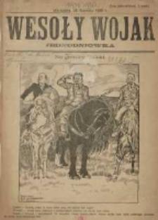 Wesoły Wojak: jednodniówka 1920.08.24 Nr1