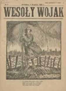 Wesoły Wojak: jednodniówka 1920.09.04 Nr3