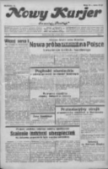 """Nowy Kurjer: dawniej """"Postęp"""" 1932.03.02 R.43 Nr50"""