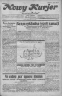 """Nowy Kurjer: dawniej """"Postęp"""" 1932.03.04 R.43 Nr52"""