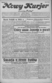 """Nowy Kurjer: dawniej """"Postęp"""" 1932.03.05 R.43 Nr53"""