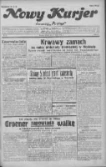"""Nowy Kurjer: dawniej """"Postęp"""" 1932.03.08 R.43 Nr55"""