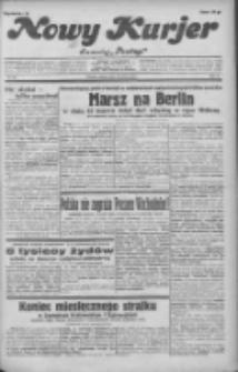 """Nowy Kurjer: dawniej """"Postęp"""" 1932.03.19 R.43 Nr65"""
